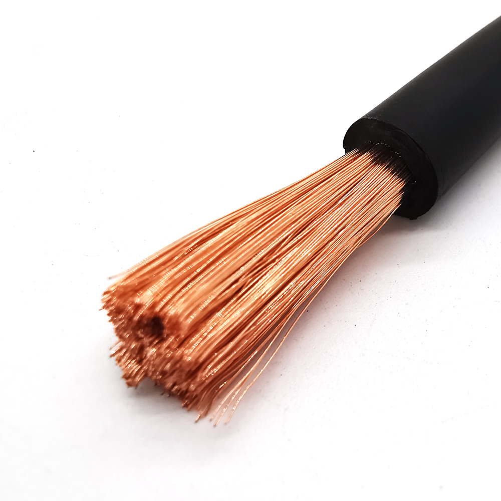 Welding Cable 300/500V Rubber Insulated 25mm2 35mm2 50mm2 70mm2