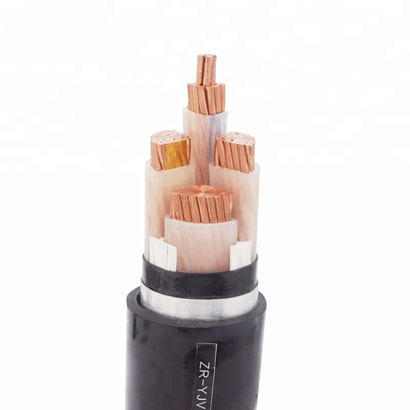 0.6/1kV PVC Sheathed Copper Power XLPE Cable