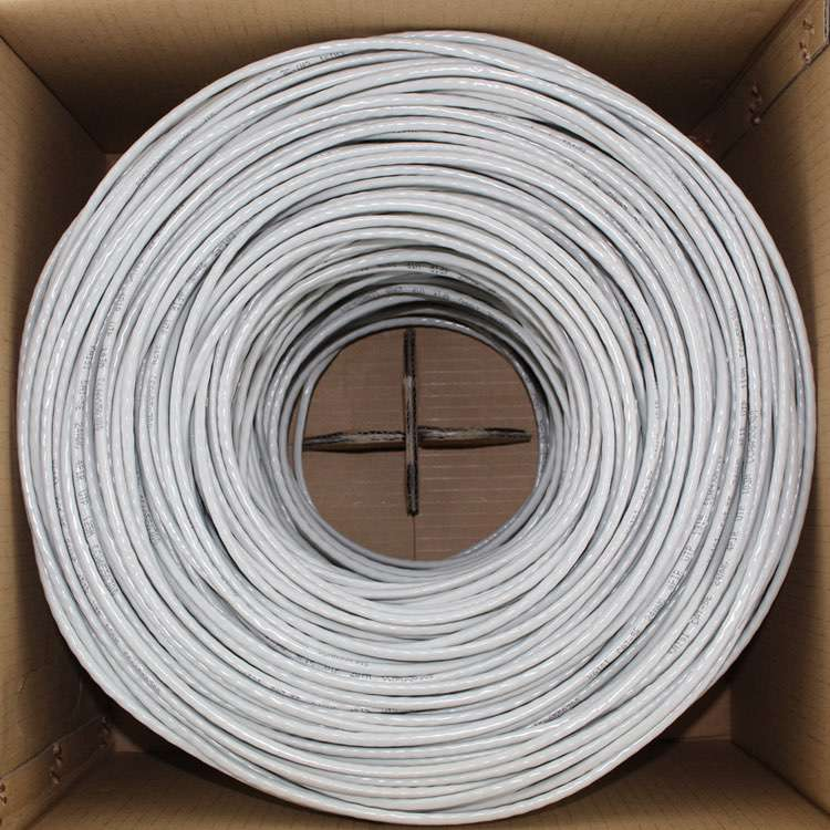 High Speed Internet 23Awg Cat6 Cable 305M