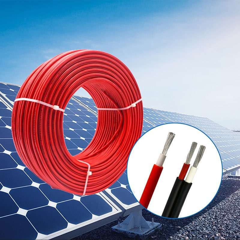 Best TUV PV Solar Power Battery Cables for Solar Panels