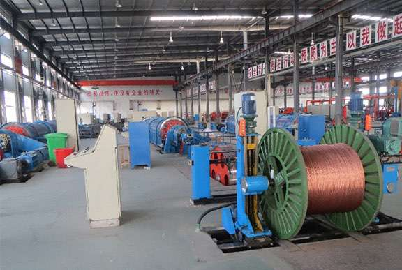 JZD cable factory