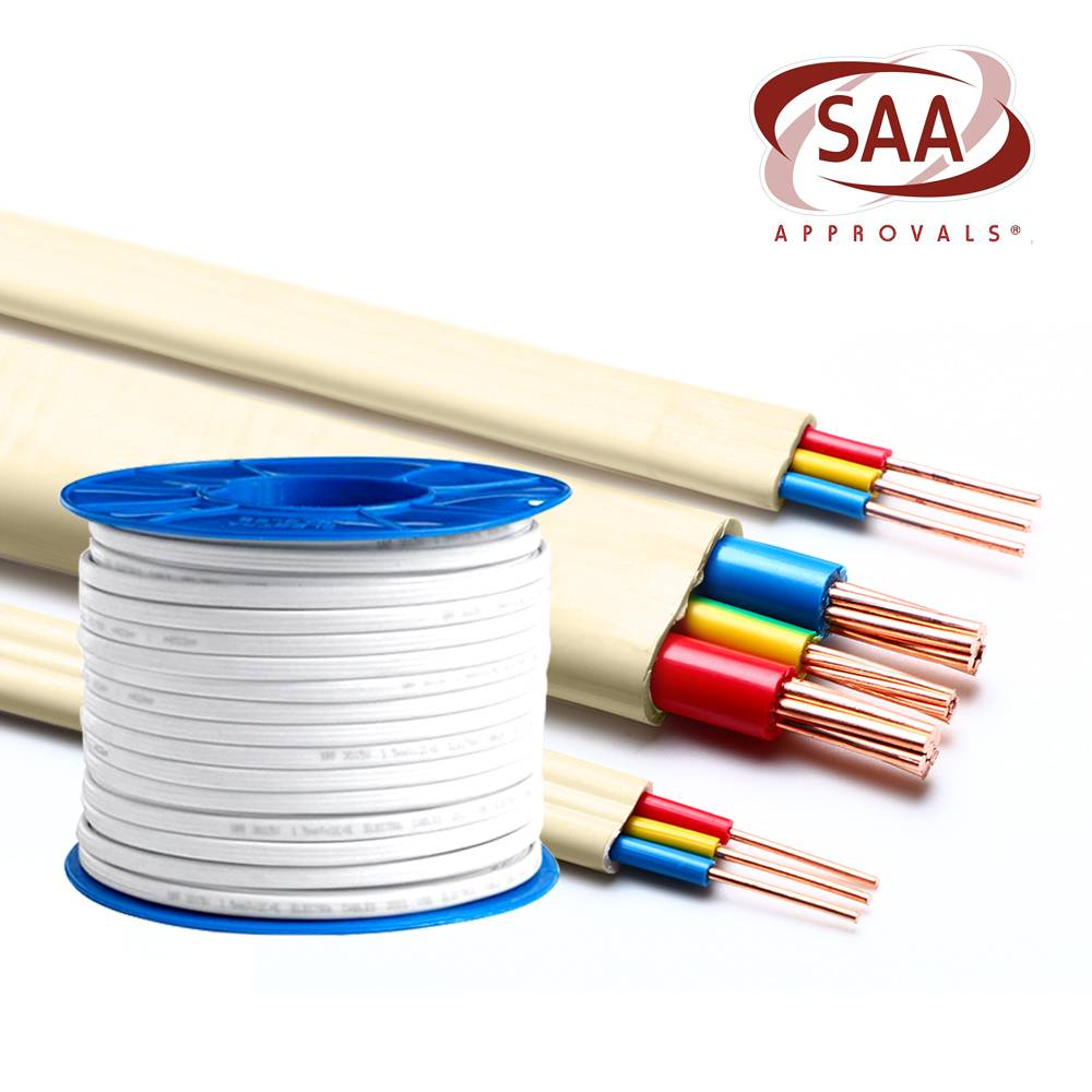 SAA 4MM Twin & Earth Cable Manufacturer